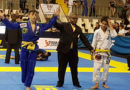 Ibiunense ganha ouro no Sul Americano de Jiu-Jitsu