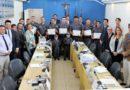Policiais de Ibiúna são homenageados na Câmara Municipal