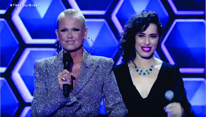 Cantora Ibiunense brilha em reality e emociona até a Xuxa