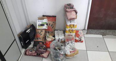 PM prende três suspeitos de roubarem carros no centro de Ibiúna