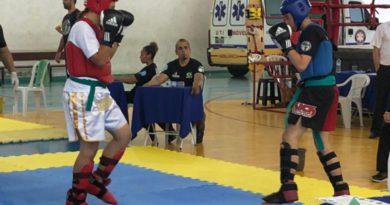 Ibiunenses conquistam 8 medalhas na Copa São Paulo de Kickboxing