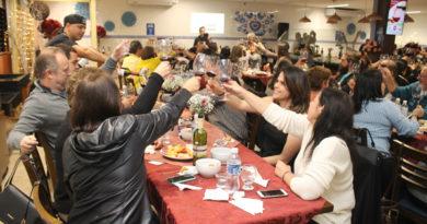 2ª Aula e degustação de vinhos no SuperIbiúna é um sucesso