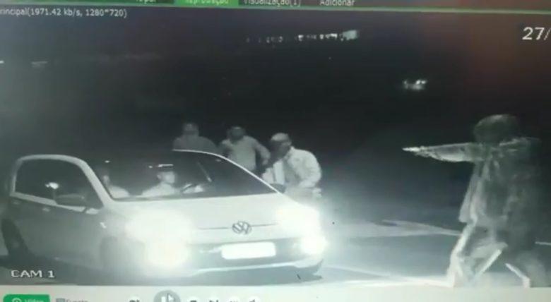 Acusados de roubar carro em Canguera são presos em Ibiúna