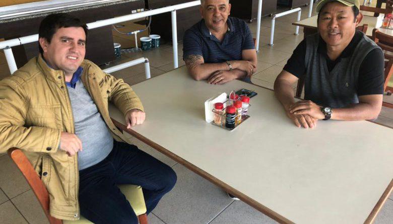 Deputado Sargento Neri se reúne com lideranças em Ibiúna