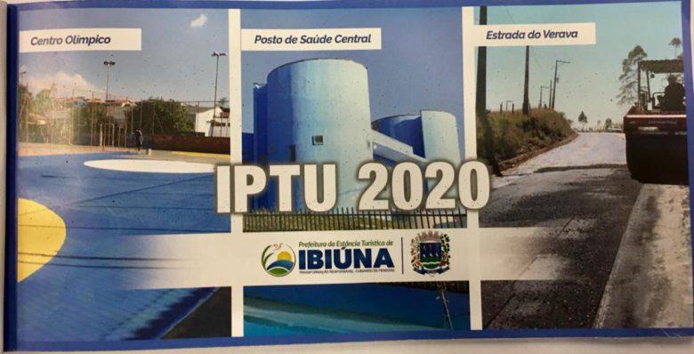Prazo para quitar 1º parcela do IPTU é prorrogado