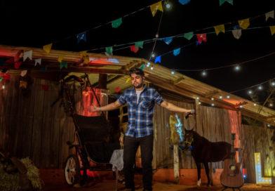 Live do cantor Bruno Ramalho é um sucesso