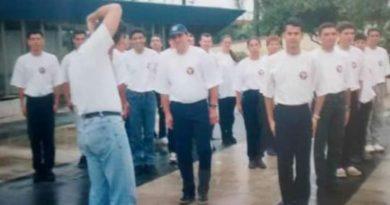 22 anos protegendo Ibiúna: homenagem a 1ª turma da GCM
