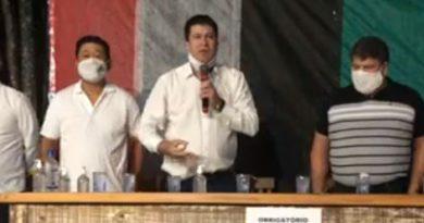Definidos os candidatos a prefeito de Ibiúna